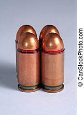 Russian pistol 9mm rounds - Russian 9mm rounds for Makarov...
