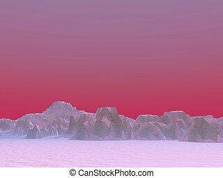 Desert Crags