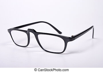 Eye Glasses - Reading glasses on table