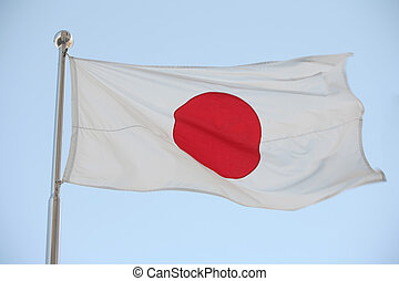 Japanese flag - Japan's national flat