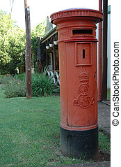 Postbox - Old Postbox