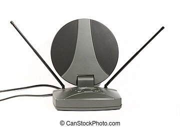 Antenna - Isolated Tv antenna