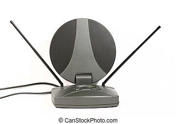 Antenna - Isolated Tv antenna