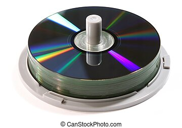 Cds - Stack of Cds