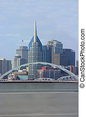 Nashville Tennessee - A view of Nashville, Tennessee