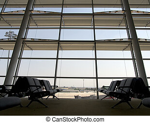 Airport terminal 2 - Airport terminal, Istanbul, Turkey