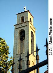 Church's bell..