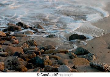 Ocean Tides II - Point Mugu State Park.
