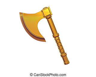 Golden Axe Two - Isolated golden axe