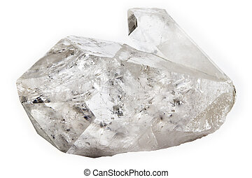 Quartz Crystal - White Quartz Crystal