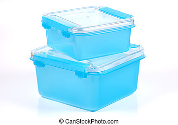 Storage Containers - Plastic Storage Containers