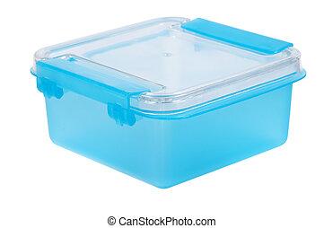 plástico, contenedor