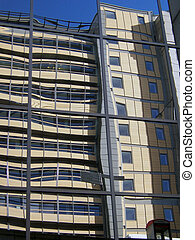 Reflection 001 - Reflection of buildings