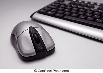 Wireless Mouse and Keyboard - Wireless mouse and keyboard...