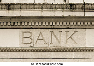 Marble Bank - Photo of a marble bank