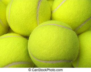 網球, 球