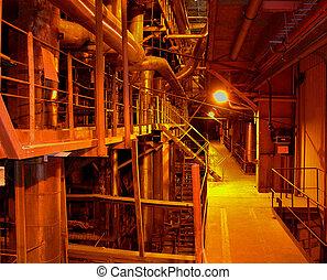 Power plant - power plant