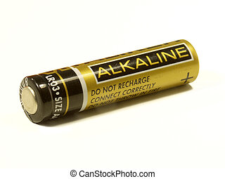 Battery - Alkaline AA Battery