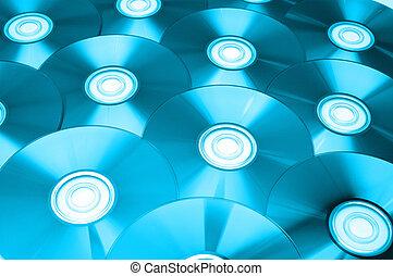 Blank CDs Spread
