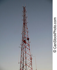 Broadcasting - Communications Tower