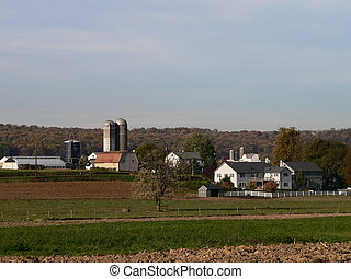 Amish Country - Farmland
