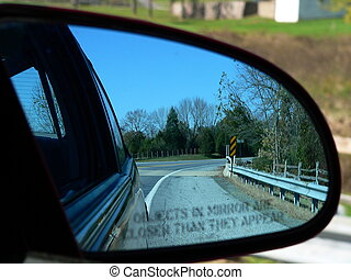 mirror - Cars side mirror
