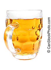 Beer - Glass of Beer