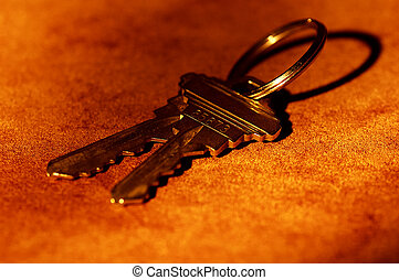 maison, clés