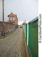 Cobbled Lane