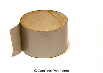 Gaffer tape - Isolated roll of gaffer tape