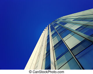 Perspective heights - Enhanced perspective view of a modern...