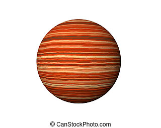 Jupiter 2 - Giant Jupiter type Planet