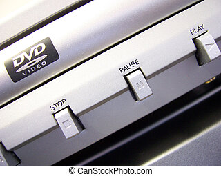 DVD 001 - DVD player