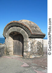 Fortress Door Puerto Rico