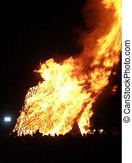 fire - bon fire