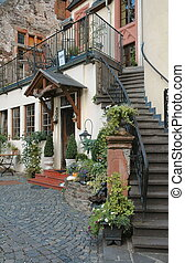 Storybook Inn - In located in Zell, Germany which is in the...