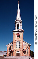 Church 1 - church in Gaspesie,quebec