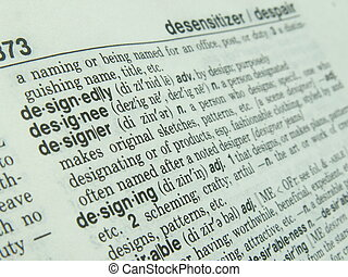 definition of designer