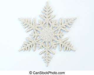 snowflake 3 - snowflake decoration