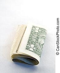 American One Dollar Bills