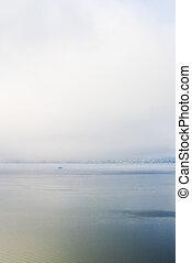 Fog and Ocean - Fog on the Ocean