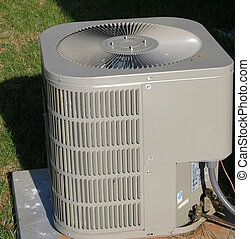 cool down - air conditioning unit