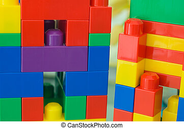 Building Blocks 02 - A children building blocks toy. Can be...