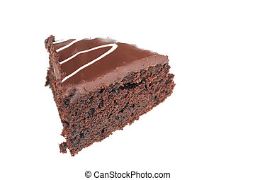cake - chocolate mud cake