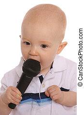 Baby DJ Three - Baby Singer three