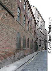 Old Warehouses in Liverpool - Old Warehouse