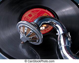 my gramophone - vintage gramophone