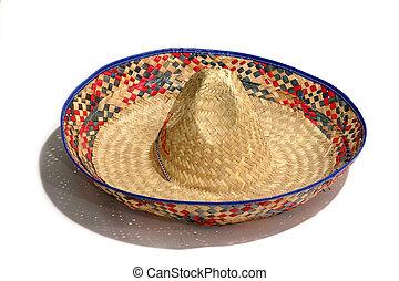 sombrero Hat - mexican style sombrero hat