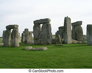 Stonehenge 1 - Stonehenge