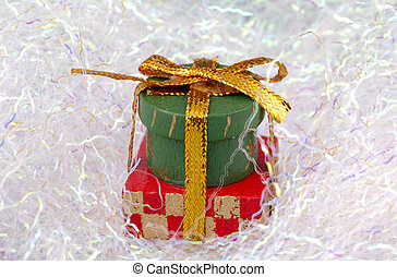 Christmas Gits - Christmas Gifts and Fake Snow